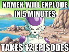 11 Funny Dragon Ball Z Memes: Why Does Everything Take so Long in the Dragon Ball Z Anime? http://anime.about.com/od/toppicks/ss/These-Dragon-Ball-Z-Memes-Are-Hilarious.htm