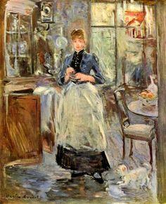 berthe morisot   Berthe Morisot,vous connaissez ?