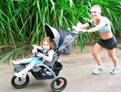Returning to exercise after baby #fitfluential