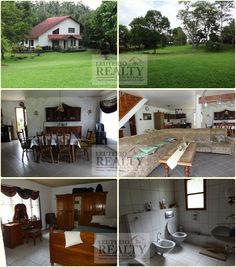 German Design House and Lot in Poblacion Talakag Bukidnon (30 mins drive from Cagayan de Oro City) The house is of German design and is 200 sqm on two levels with 4 bedrooms, 3 toilets and 2 baths. The Lot size is 7,000 sqm. The house is Fully Furnished, unoccupied and in lovely condition as all fittings and fixtures were imported from Germany. Price is Php 7,000,000 negotiable.  http://www.leuteriorealty.com/details.php?id=mq2anQ%3D%3D