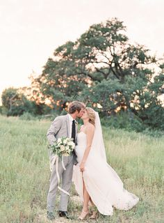 Photography : Mint Photography Read More on SMP: http://www.stylemepretty.com/2016/09/23/romantic-texas-hill-country-wedding/