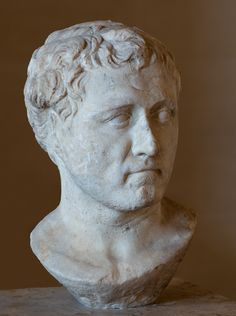 Young Pompey. Marble. Ca. 70 BCE. H. 37 cm. Inv. No. MNE 823 / Ma 999. Paris, Louvre Museum. (Photo by I. Sh.).