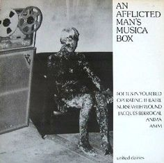 Various - An Afflicted Man's Musica Box (Vinyl, LP) at Discogs