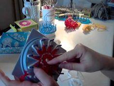 M un fiore tira l'altro-Flower Loom 1 - YouTube
