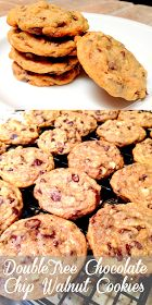 Live and Learn: From the Kitchen: DoubleTree Hotel Copycat Chocolate Chip Walnut Cookies