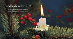 Kalender zum Aufstellen oder Aufhängen 12 Kalenderblätter mit umseitigen Auslegungen, 2 verschiedene Deckblätter Birthday Candles, Lineup, Wall Calendars, Christmas