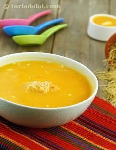 Who doesn't love tomatoes? Yes, this cuisine also has its own version of tomato soup which has an addition of thin noodles. Quick to prepare, the soup is seasoned with freshly ground pepper that makes it ideal for winters.