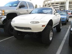 MX-5 Miata Lifted, NEED!