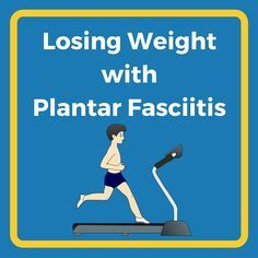 Plantar fasciitis and obesity go hand in hand, but it's hard to lose weight when your heels hurt. Click to learn our top advice for losing weight when you have plantar fasciitis