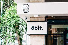 Burger Bar - 8bit - MELBOURNE