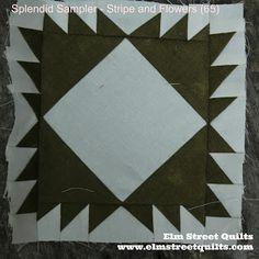 Splendid Sampler - Blocks 65 - 67 | A Stitch in Time