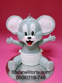 Nibbles cake ( Tom & Jerry)