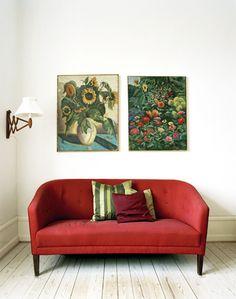 Image Via: Desire To Inspire #LivingRoom #Home