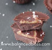 Fast Paleo » Chocolate Almond Butter Cups - Paleo Recipe Sharing Site