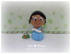 Tiana - Princesa Disney