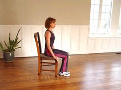 Exercise Animations; exercises for lower body disabilities