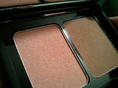 E.L.F blush and bronzer -great dupe for the NARS Orgasm and Laguna duo! TOTAL HIT!