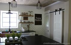 DIY Farmhouse Kitchen Makeover: All the Details - Christinas Adventures