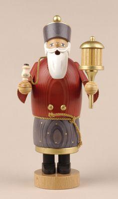 KWO 3 Kings Caspar German Christmas Incense Smoker