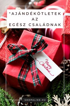 8ee2aabe91 Karácsony közeledtével nem árt, ha az ajándékokat nem az utolsó pillanatra  hagyod, hanem megtervezed