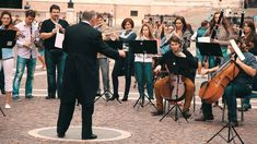 #budapest #symphonic #flashmob #dvorak #hungary