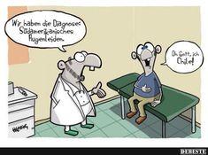 Wir haben die Diagnose | Lustige Bilder, Sprüche, Witze, echt lustig