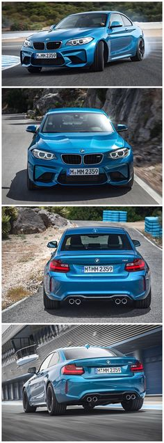 The first thing I'm going to buy when this house sells: BMW M2. I love it.