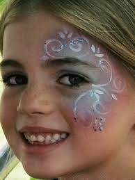Výsledek obrázku pro malování na obličej motýl