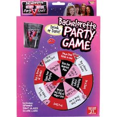 Bachelorette Party Outta Control Drink or Dare Adult Drinking Game CLEARANCE  #Pipedream #BachelorBacheloretteParty