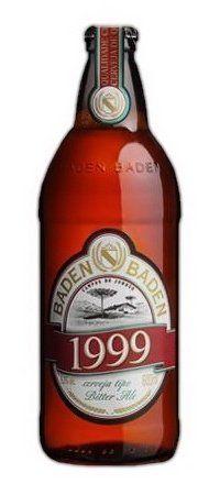 Baden Baden 1999. Uma Premium Bitter na medida, amarguinha sem amarrar. Vale a pena para sair da mesma de sempre.