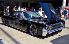 '63 Lincoln Continental
