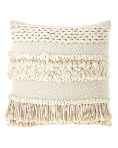Pom Pom At Home Iman Pillow with Insert, 20Sq.