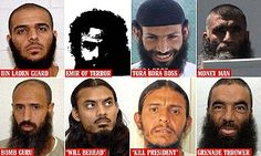 At least 18 MORE Guantanamo detainees to be freed within days as Obama starts mass transfer of fanatics