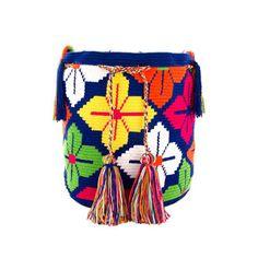 mochila interesting site with lots of examples Crochet Chart, Filet Crochet, Knit Crochet, Crochet Handbags, Crochet Purses, Mochila Crochet, Tapestry Crochet Patterns, Tapestry Bag, Crochet Home