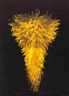 Dale Chihuly - Blown glass - AMAZING!  Love love love Chihuly!!!