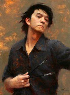 Jonathan Ahn фотореализм по-корейски