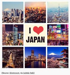 A Few of theManyPlaces toVisit inJapan