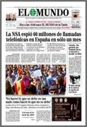 El Mundo - 28 Octubre 2013 - [PDF] [IPAD] [ESPAÑOL] [HQ]