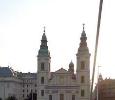 Belvárosi templom Budapest, Magyarország