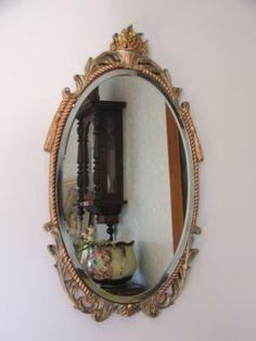 Small Decorative Wall Mirror