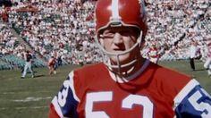 Early Broncos helmet