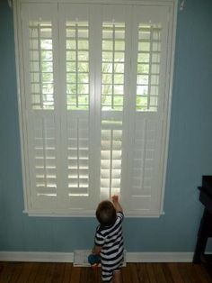 Norman Monterey Shutters Available At Budget Blinds