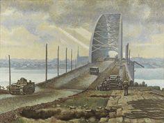Nijmegen Bridge, 1944 or 1945