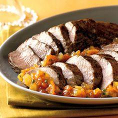 ... Pork on Pinterest | Grilled pork tenderloins, Pork tenderloins and