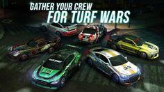 Racing Rivals MOD Racing, War, Auto Racing, Lace
