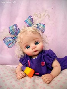 ❤ooak halloween la la loopsy themed baby girl by: joni inlow* dolly-street❤