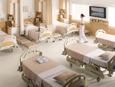 How To Make Home Decoration Items Hospital Plans, Hospital Room, Clinic Interior Design, Clinic Design, Medical Design, Healthcare Design, Ward Room, Modern Hospital, Healthcare Architecture