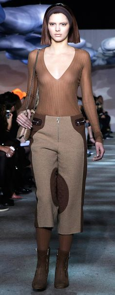 Marc Jacobs Fall 2014 from Kendall Jenner's Runway Shows | E! Online