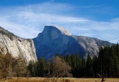 Yosemite NP - Le Half Dome, symbole de Yosemite