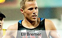 Eli Bremer - Swims, rides horses, runs and shoots. It's hard to believe that this top-ranking pentathlete went from being an overweight kid with limited athletic ability to competing among the world's best in the Beijing Games in 2008.
